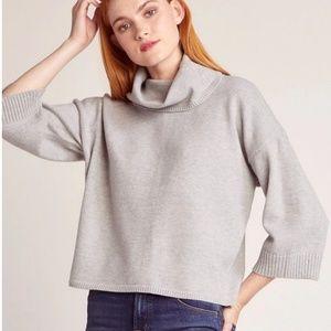 BB Dakota Cute Commute Cowl Neck Sweater